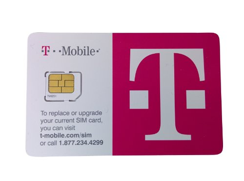 T-Mobile Micro Sim for iPhone 4/4s,Galaxy S3/S4/S5,Note 3 and Note 4