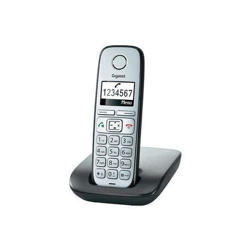 Gigaset E310 Schnurlostelefon mit großen Tasten by Gigaset