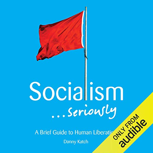 Socialism...Seriously audiobook cover art
