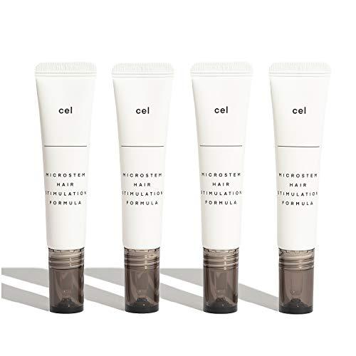 Cel Microstem Healthy Hair Growth Serum – Anti Thinning Hair Oil – Biotin Hair Serum - Thicker, Healthier Hair For Men & Women