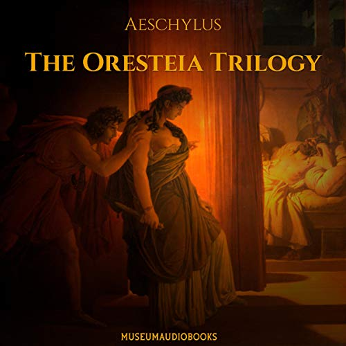 The Oresteia Trilogy cover art