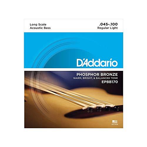 D Addario EPBB170 Set Corde Basso Acustico
