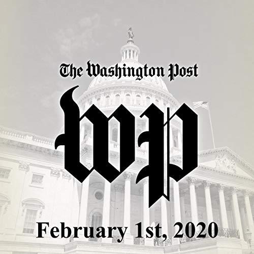 『February 1, 2020』のカバーアート