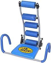 AB Rocket Super Abdominal Exercises Machine, bl-6061, Blue