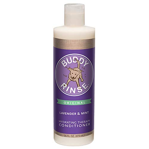 Buddy Rinse Dog Conditioner for Dogs Lavender &...