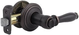Best kwikset ashfield venetian bronze bed bath lever Reviews