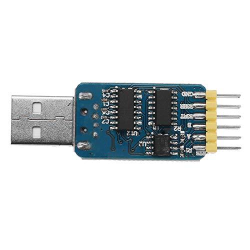 Módulo electrónico 6 en 1 USB CP2102 for TTL 485 232 Convertidor 3.3V / 5V compatible Seis multifunción de serie del módulo 5 x Equipo electrónico de alta precisión