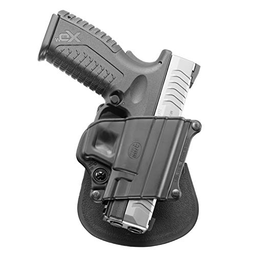 FOBUS SP11-B RIGHT HAND TACTICAL HOLSTER FOR Taurus PT111 G2
