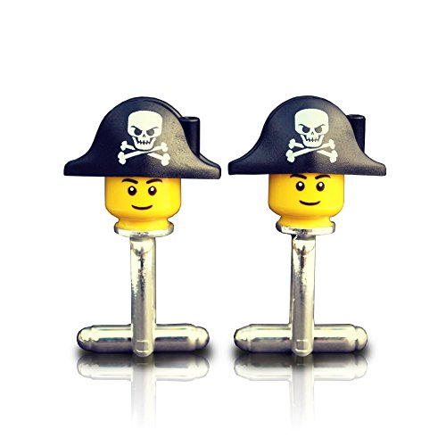 SJP Cufflinks Gemelos Hombre diseño Piratas