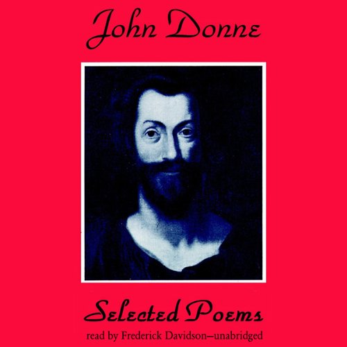 John Donne audiobook cover art