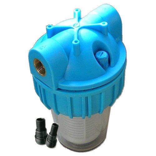 Mauk Wasserfilter mit Partikelfiltereinsatz 3000l/h