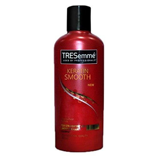 TRESemme Keratin Smooth For Straighter and Smoother Hair Shampoo, 200ml