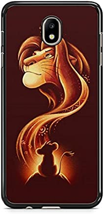 coque samsung a6 le roi lion