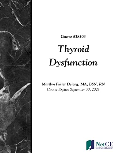 Thyroid Dysfunction (English Edition)