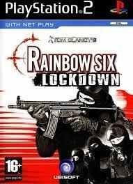 TOM CLANCY'S RAINBOW SIX LOCKDOWN PS2