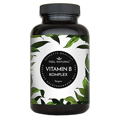 Vita Naturalis UG (haftungsbeschränkt) -  Vitamin B Komplex