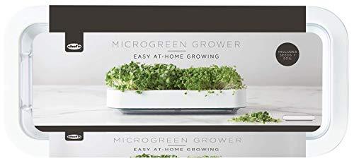 Chef'n Microgreen Grower / Herb Growing Kit, 36 x 15 x 8 cm