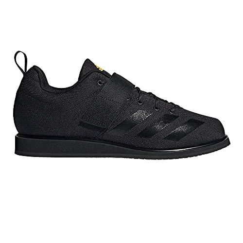 adidas Powerlift 4, Zapatillas de Running Hombre, NEGBÁS/NEGBÁS/Dorsol, 41 1/3 EU