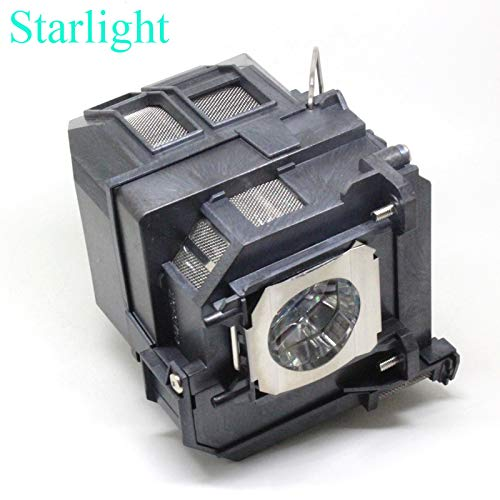 PanPacSight ELPLP80 V13H010L80 Projector Bulb Replacement for PowerLite 580 PowerLite 585W BrightLink 585WI BrightLink 595WI EB-580 EB-590WI EB-1420WI UHE 245W Lamp