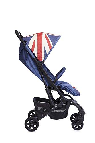 Passeggino Mini Buggy XS Union Jack Vintage