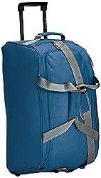Aristocrat Volt Nxt Polyester 55 cms Blue Travel Duffle (DFTVON55ETBL),Vip Industries Ltd,DFTVON55ETBL
