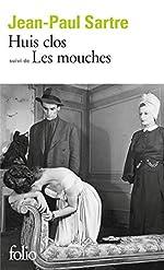 Huis clos, suivi de Les mouches de Jean-Paul Sartre