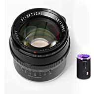 TTartisan 50mm F1.2 APS-C Format Large Aperture Manual Focus Fixed Lens Compatible with Panasonic, Olympus Micro Four Third, M4/3 Mirrorless Cameras