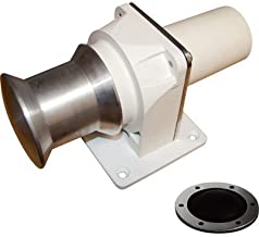 Endurance Marine 12 Volt DC Powered Capstan Winch - 800-Lb. Capacity, 1.5 HP, Model Number WCH800