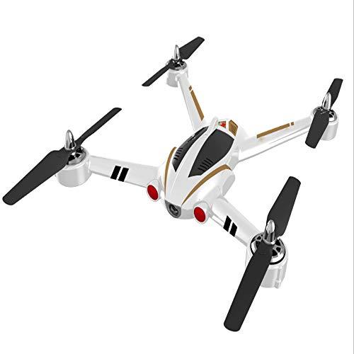 ZSTY Drohne, Große 3D-Quadcopter-Kreuzungsmaschine Sieben-Wege-Brushless-Stunt Echtzeitübertragung Fernsteuerungsflugzeug, 3D-Kunstflug, Flugzeit, ca. 12 Minuten