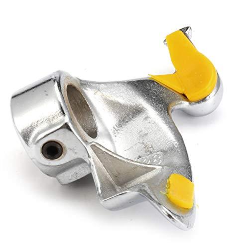 1 UNID 28mm Cambiador de neumáticos Montaje de acero fundido Demount Head Head Insertar herramientas protectoras de rim