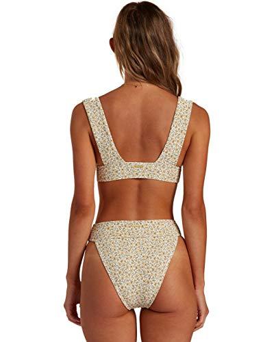 Billabong Summer Love Aruba Bikini Bottom Black Small