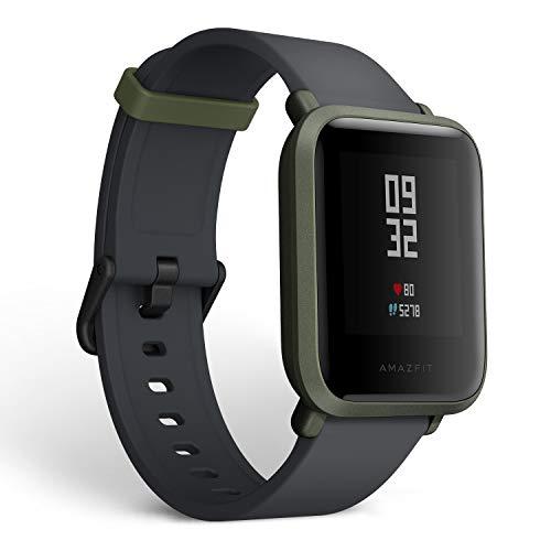 Relógio Smart Watch Xiaomi Amazfit Bip A1608 Preto