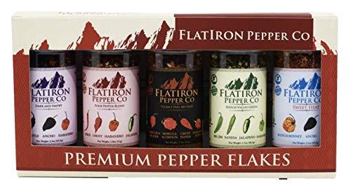 Flatiron Pepper Co - 5 Pack Gift Set