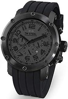 TW Steel Watch for Men, Rubber, TW-129