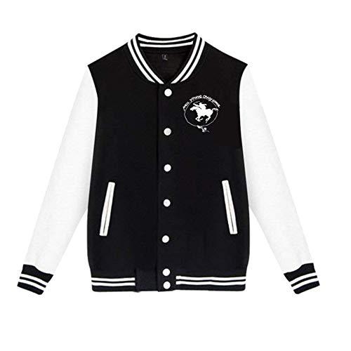 Charity Packer Neil Young Crazy Horse Hoodie MenS Baseball Jacket Men Women MenS Hip Hop Hoodies Sweatshirt Coat WomenS Hoodies