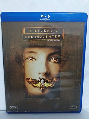 Blu-ray O Silencio dos Inocentes [ The Silence Of The Lambs ] [ Brazilian Edition ] [ Audio and Subtitles English +