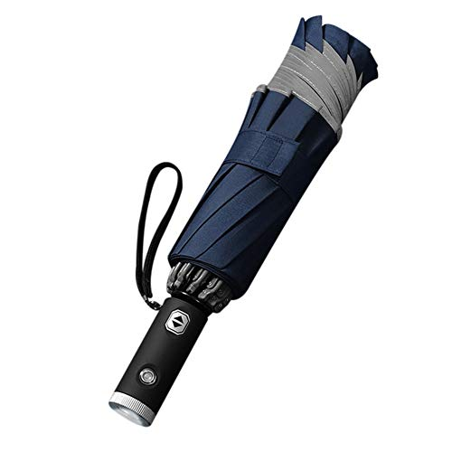 Monkys Paraguas, Paraguas automático para Lluvia Plegable, Paraguas Transparente para Coche, Paraguas...