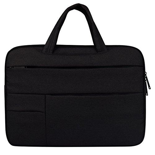 Dongyd laptoptas handtas Oxford stof schooltas tas tablet bussiness draagbaar beschermhoes voor dames mannen