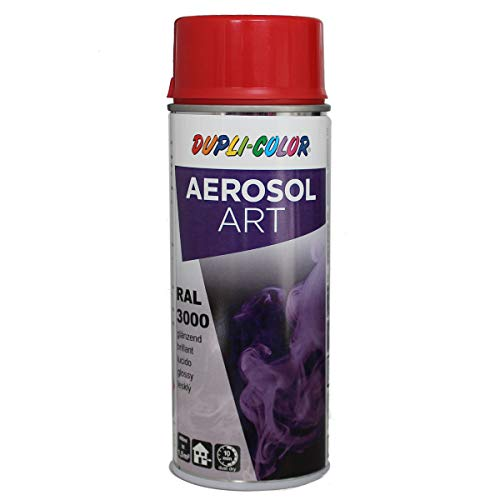 Duplicolor 732959 Aerosol Art RAL 3000 Brillant 400ml