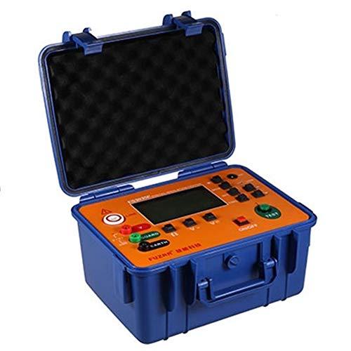 HEQIE-YONGP Medidor de Resistencia Resistencia de Aislamiento Medidor Digital (Megohmetro 10kV) ES3035E