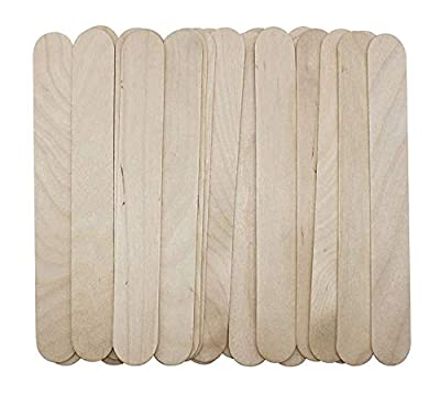 100 Large Wax Waxing