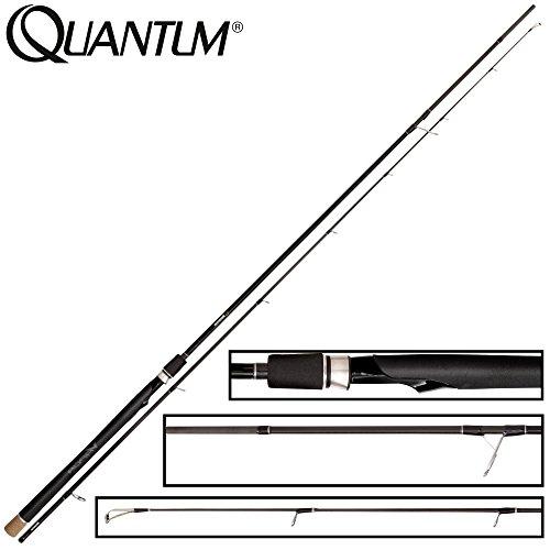 Quantum Vapor Detector Extreme Jigging 250cm 7-35g - Spinnrute Zum Spinnangeln & Jiggen auf Barsche & Zander, Jigrute, Zanderrute