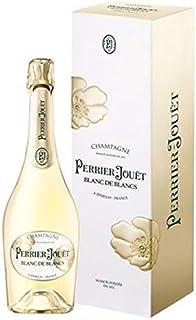 Perrier Jouet - Champagne Blanc de Blancs + Box 0,75 lt.