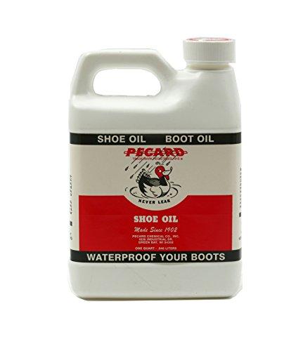 Pecard Shoe & Boot Oil, 8 oz