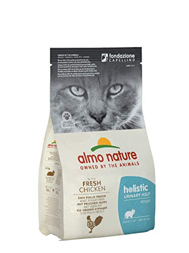 almo nature Cat Dry Holistic Urinary Pollo 400G 400 g