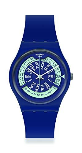 Reloj Swatch Gent GN727 N-IGMA Navy