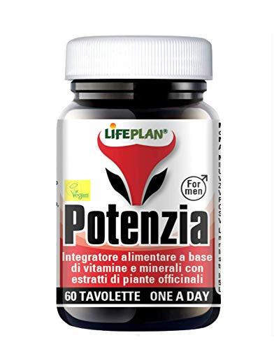 Lifeplan Potenzia 30 tabs