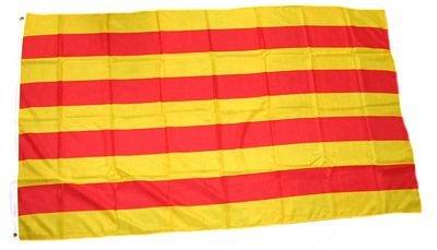 Fahne Flaggen KATALONIEN / CATALONIEN 150x90cm