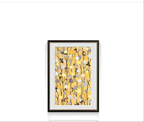 DPFRY Cuadro En Lienzo Estilo Europeo Frutas Y Verduras Temporada De Cosecha Decoración En Lienzo HD Poster Print para Sala Comedor Resumen Wall Art Picture Qc77T 40X60Cm Sin Marco