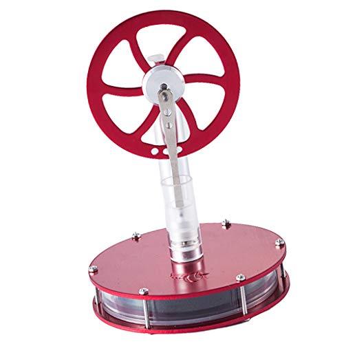 #N/A Mini Niedertemperatur-Stirlingmotor Modell - Kinder pädagogisches Spielzeug Kit
